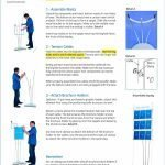 How to assemble a D3 Brochure Displays System