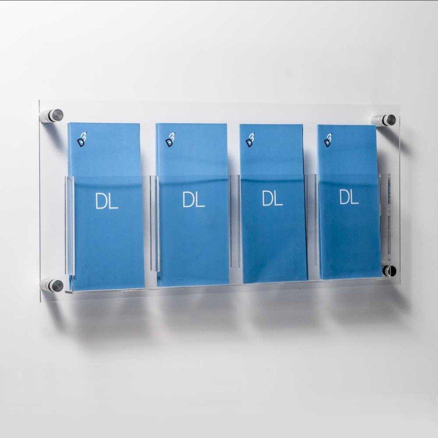 DL Leaflet Holders