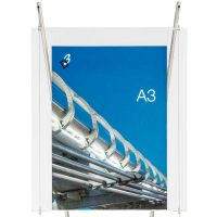 a3 acrylic poster holder