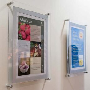 a3 acrylic poster frames