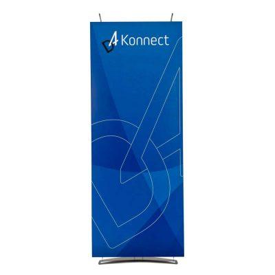stylish banner stands, designer banner stands