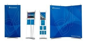 Modular Displays for Exhibitions