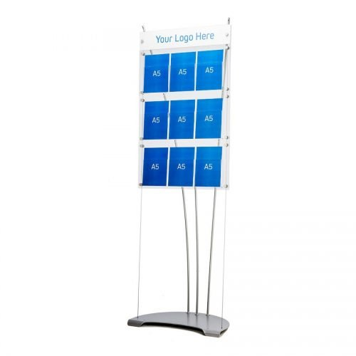a5 perspex stand