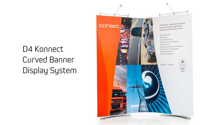 Modern Banner Stands - Stylish Banner Stands