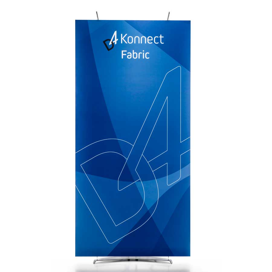 Modern Fabric Banner Displays