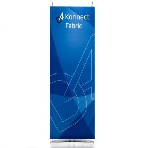 70cm wide fabric banner display
