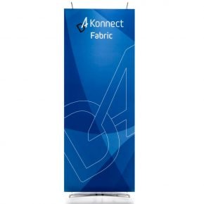 80cm Wide Fabric Banner Display