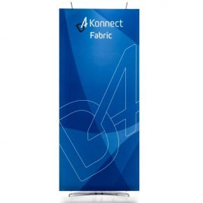90cm Wide Fabric Banner Display