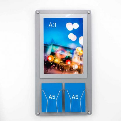 A3 poster brochure display