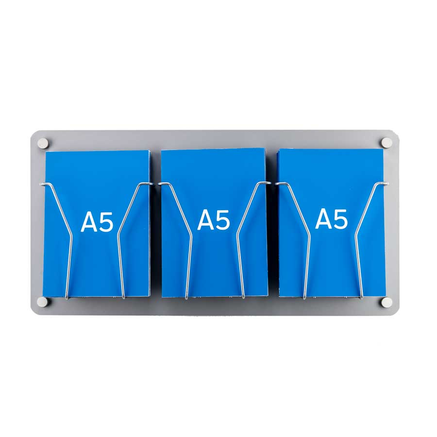 Wire Brochure Racks Wall Mounted Center Trailer Coupler Parts Diagram Http Wwwebaycom Itm Freedompivot A5 Leaflet Display Single With Aluminium Fixings Rh Dimensions Displays Com Mount Acrylic