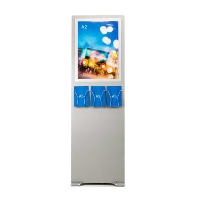 A2 poster leaflet stand