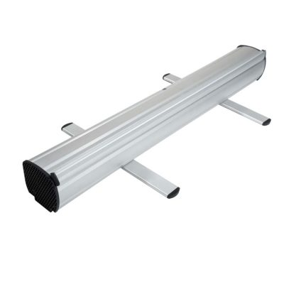 budget roll up banner stand display