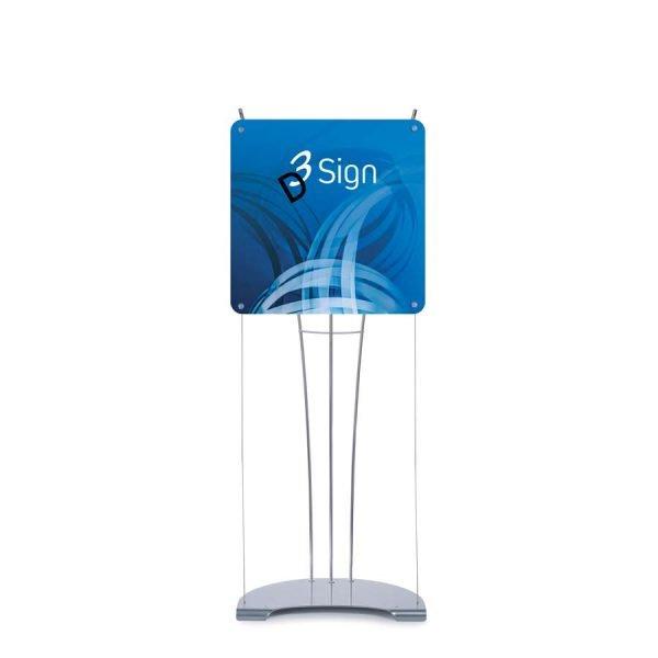 Floor Standing Sign Display Stands