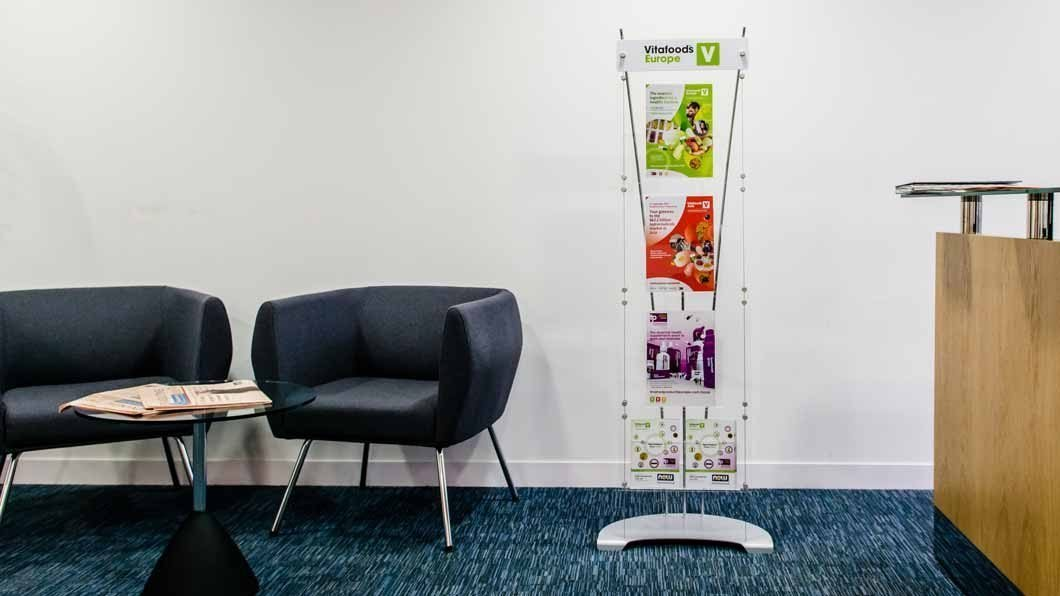 the perfect leaflet rack for your businessf