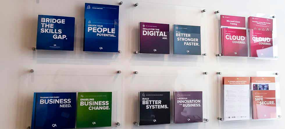 wall mounted leaflet holders a4, acrylic brochure holders