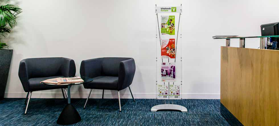 Floor Standing leaflet display stands, literature displays, brochure displays
