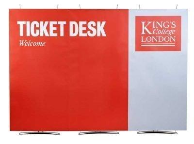 Modular Banner Stands
