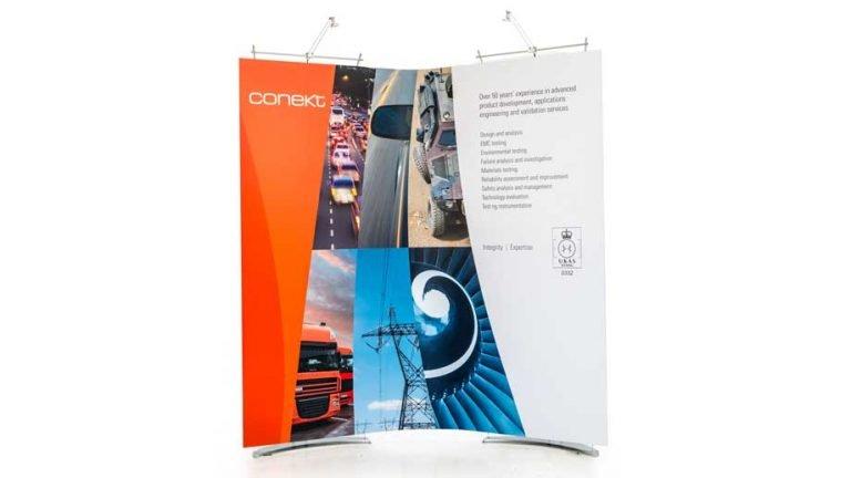 Modern Banner Stands