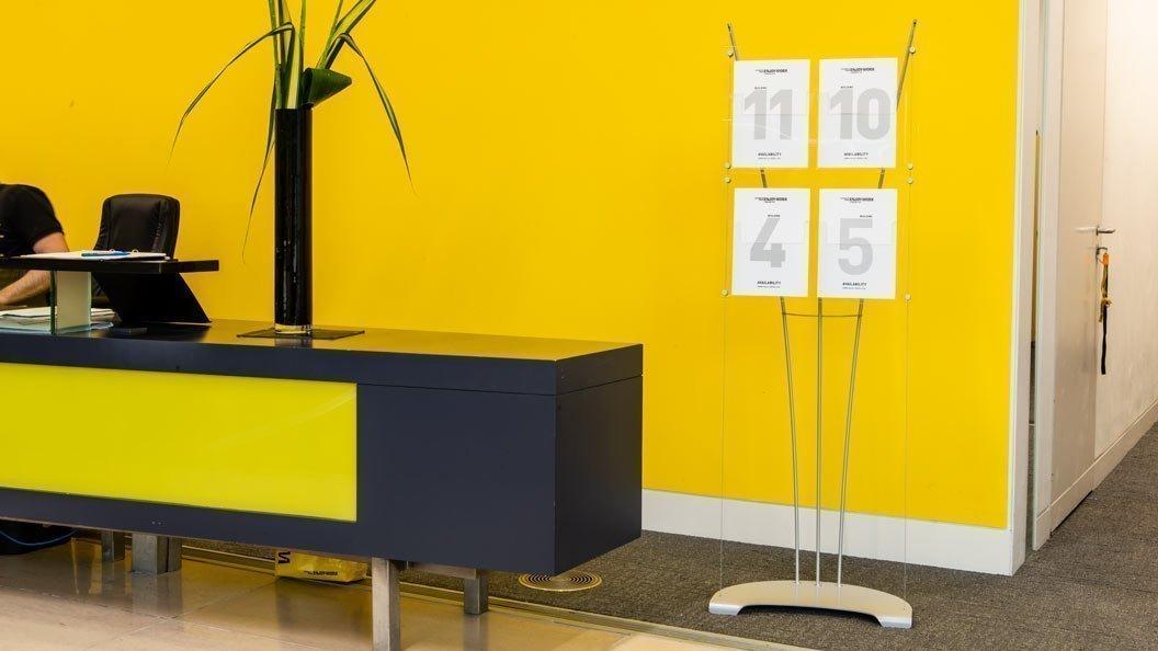 a4 Brochure Display Stands