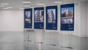 Property Marketing Banner Displays