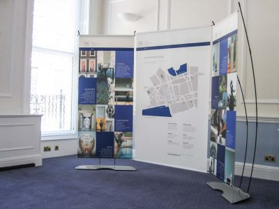 D4 Linked Exhibition Display
